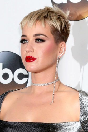 26 Blonde Pixie Haircuts Looks Like Katy Perry ...