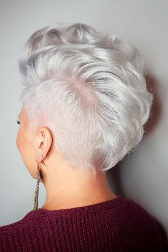 Blonde Pixie with Long Layers picture1