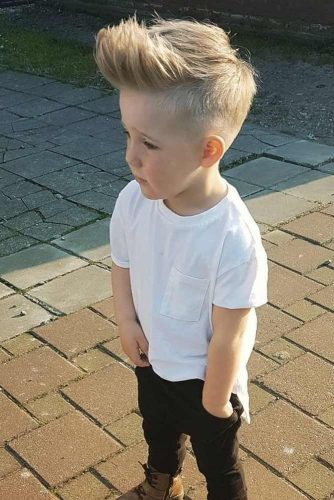 Mohawk Style for Boys picture3