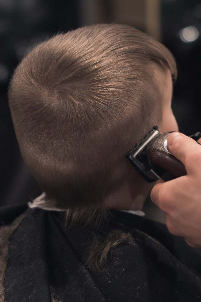 Finish The Whole Head #boyhaircuts
