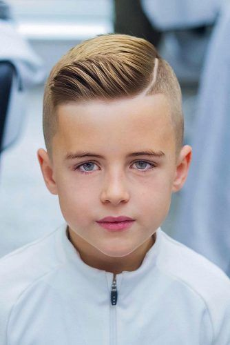 Hard Part And Undercut #boyshaircuts #haircuts
