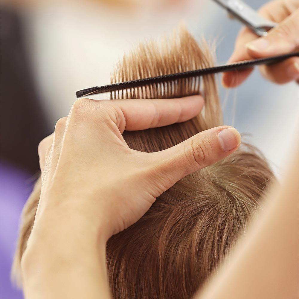 Cut Off Extra Hair #boyhaircuts