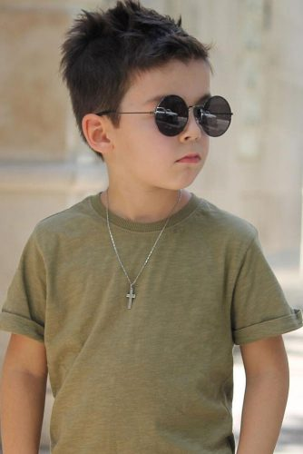 45 Trendy Boy Haircuts For Your Little Man Lovehairstyles Com