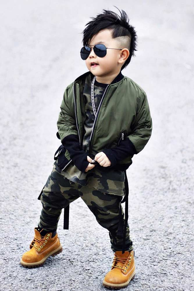60 Trendy Boy Haircuts For Your Little Man ...