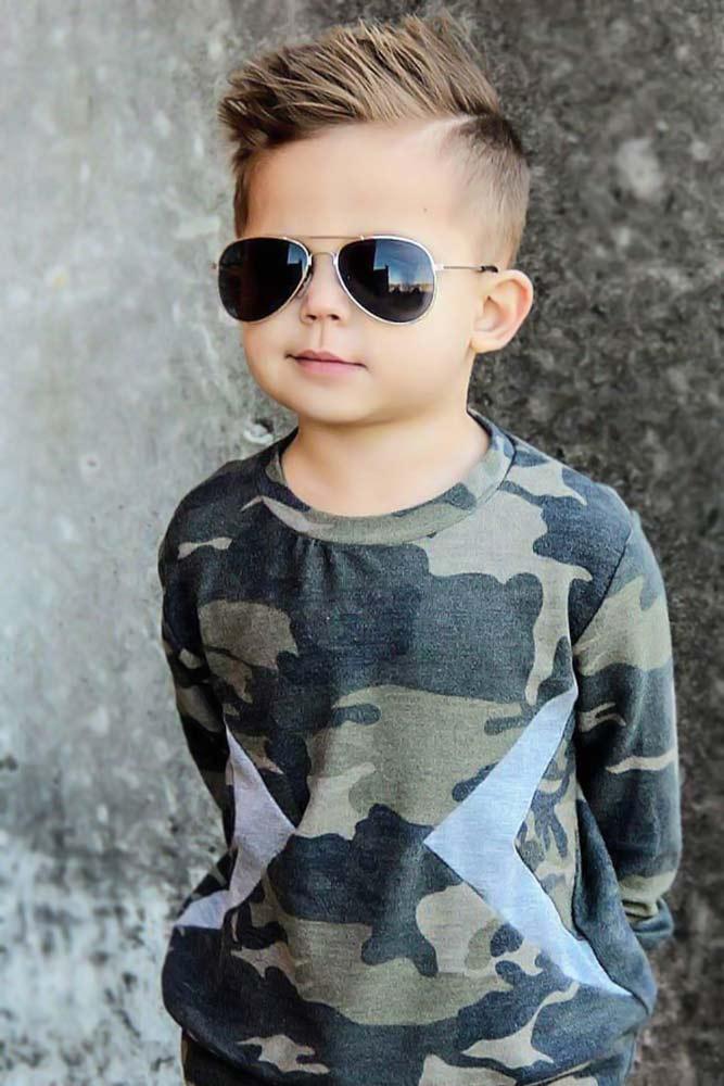 Short Spiky Haircuts #boyhaircuts