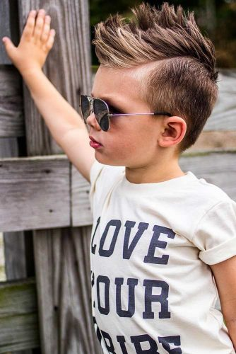 Long Mohawk Styles For Boys