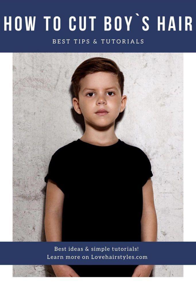 Tips On How To DIY Boy Haircuts #boyhaircuts