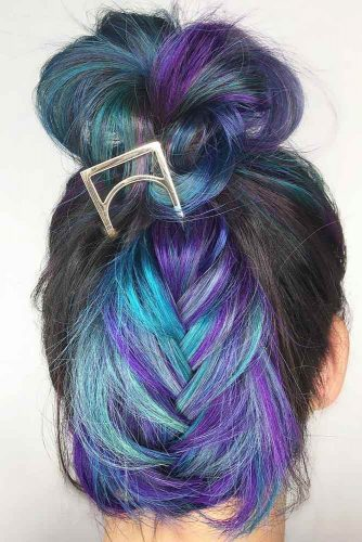 Crazy and Bright Updos picture 2