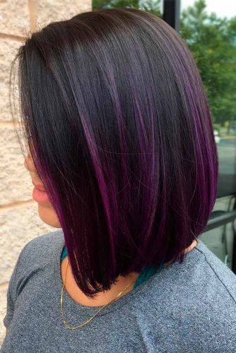 Cool Brunette Bob Hair Cuts picture1