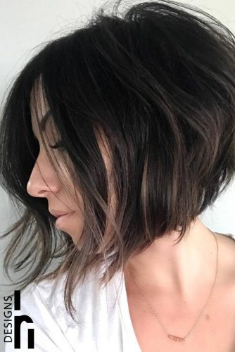 Brunette Bob Haircuts to Try picture1