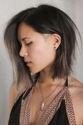 Brunette Bob Haircuts to Try picture3
