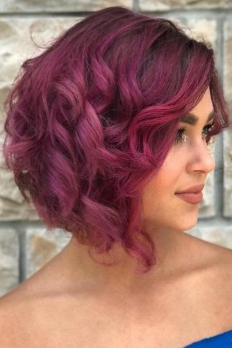 Burgundy Ombre Hair Weave