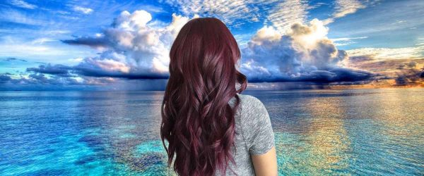 15 Sultry Shades of Burgundy Hair