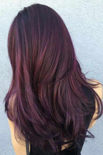 Velvet Violet Vixen