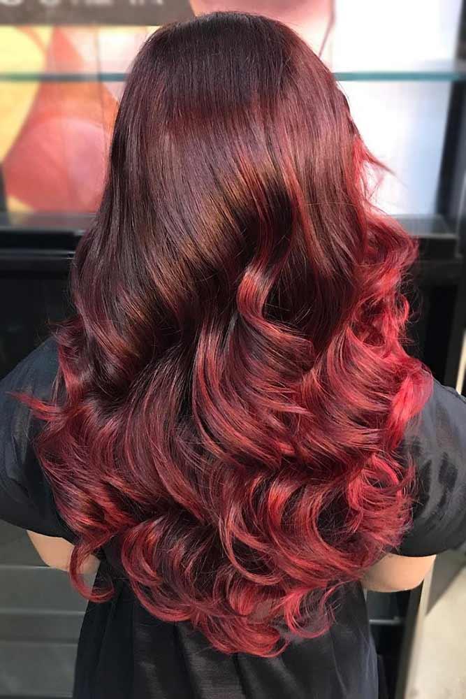 Deep Red Velvet