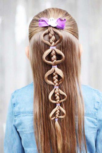 Half-Up Half-Down Hairdo picture 3
