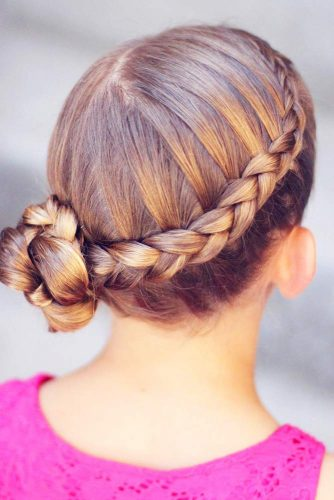 Fabulous Crown Braids picture 1
