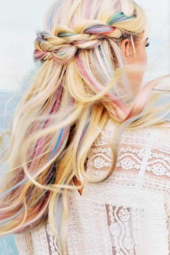 Bright Crown Braids picture 1
