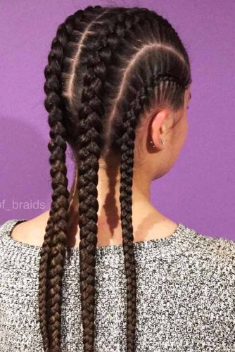Popular Cornrow Styles picture 1