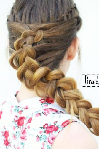 Super Chic Braided Hairstyles picture 1