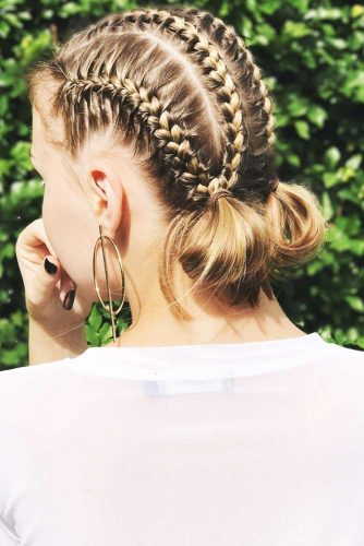 Popular Cornrow Styles picture 2