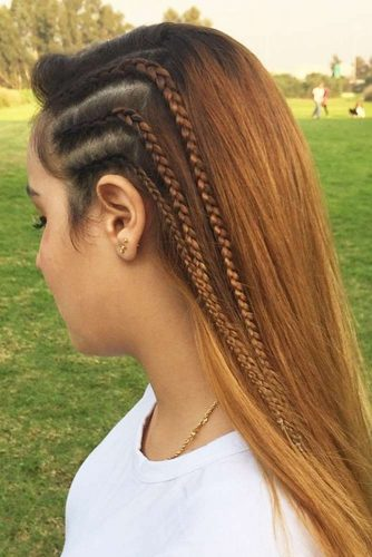 Popular Cornrow Styles picture 3