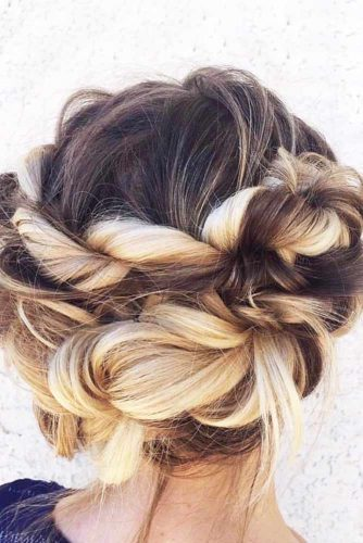 Braided Bun Style picture 2