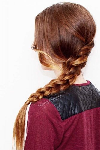 Super Chic Braided Hairstyles picture 3