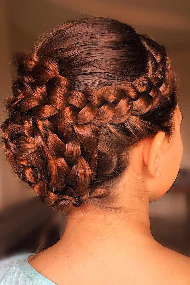Braided Bun Style picture 1