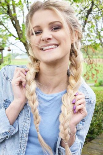 Super Chic Braided Hairstyles picture 2