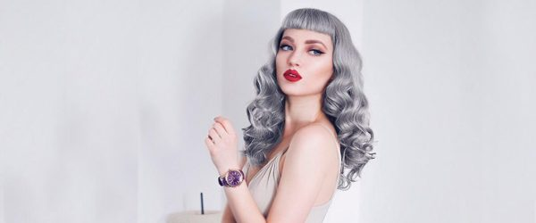 15 Fashionable Looks For Gray Hair Anyone Will Adore