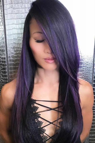 Awesome Long Hairstyles with Bangs picture 2