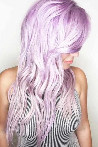 Awesome Long Hairstyles with Bangs picture 1