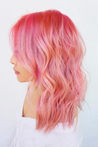 Beautiful Tender Peach Hair picture2