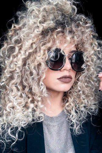 Spiraled Curls