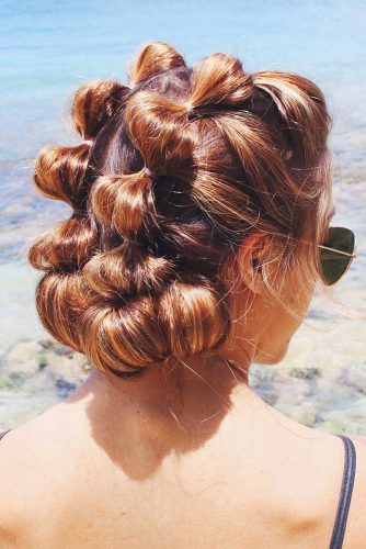 Pretty Knot Hairstyles picture 1