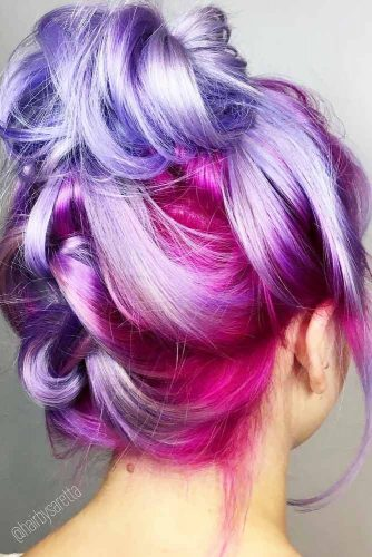 Lovely Bun Hairstyles picture 1