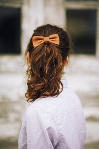 Lovely Messy Ponytails picture 3
