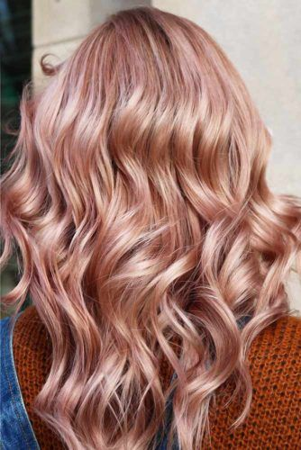 Bronze Strawberry #strawberryblonde