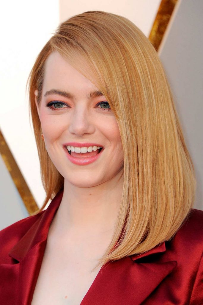 Classic Strawberry Blonde Hair Color