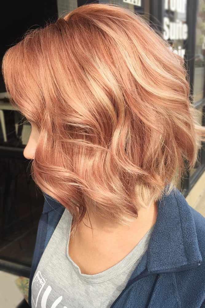 Pumpkin Spice Balayage #blondehair #redhair #balayage