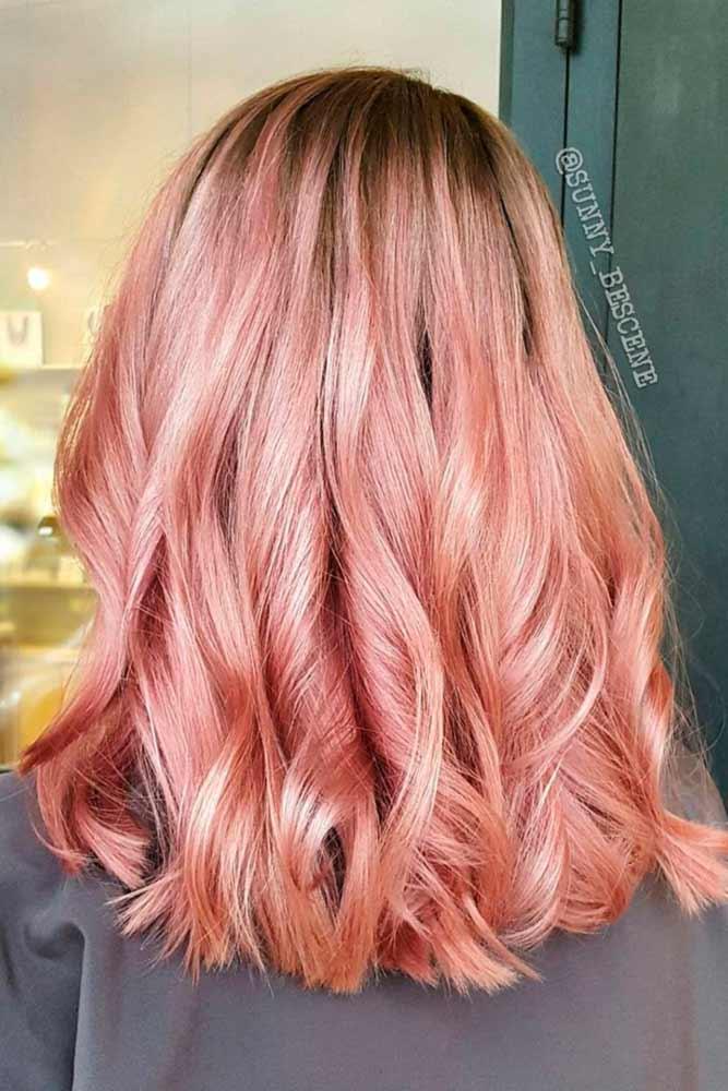 Retro Orange Curls