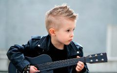 Trendy Boy Haircuts For Stylish Little Guys