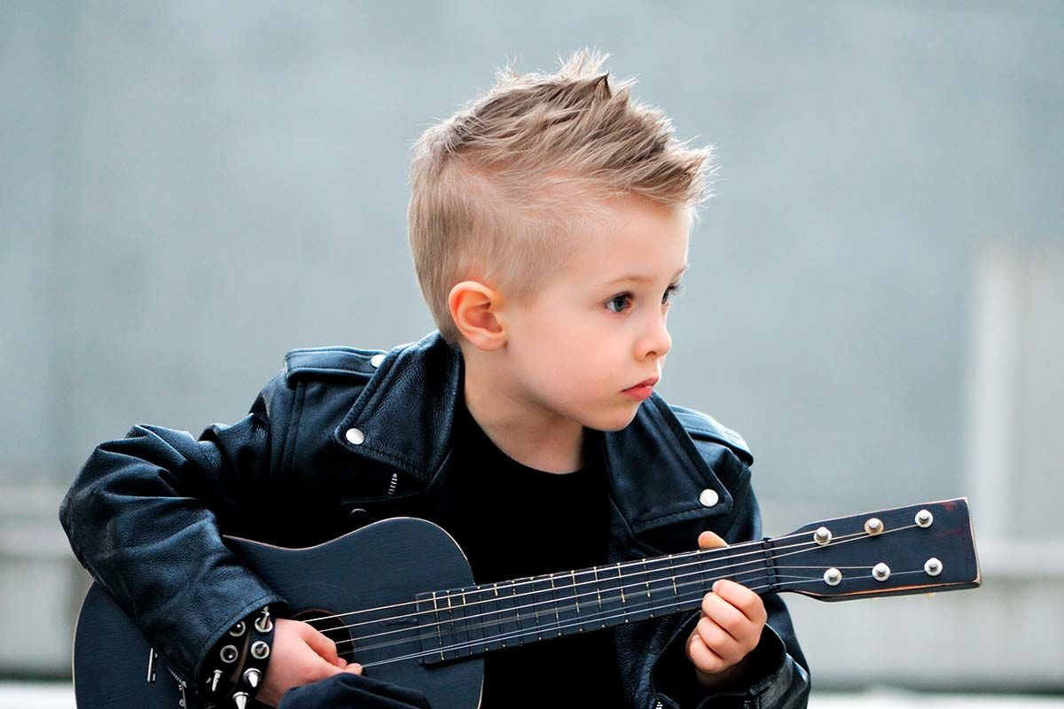 Trendy Boy Haircuts For Your Little Man