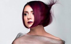 40 Sultry Shades Of Burgundy Hair