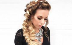 Easy Braid Crown Looks for Your Special Summer Time