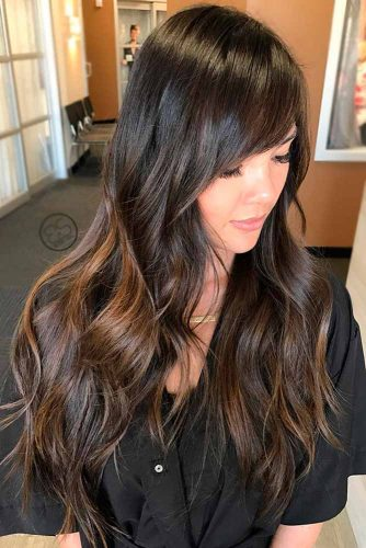 Black to Brown Ombre picture2