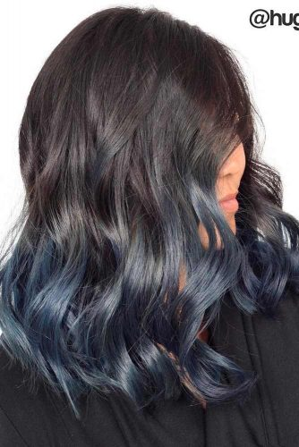 Cold Black Ombre picture3