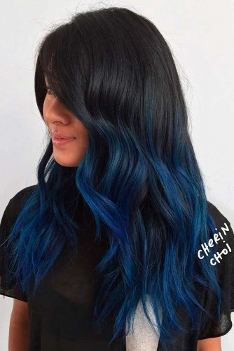 Cool Black Ombre picture3