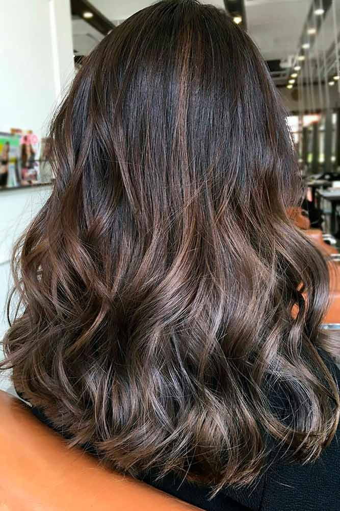 Black to Brown Ombre picture1